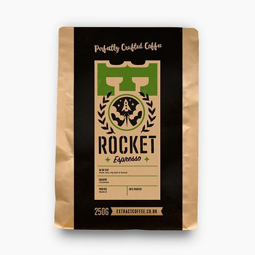 Extract Coffee 250g - Rocket
