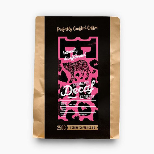 Extract Coffee 250g - Decaf