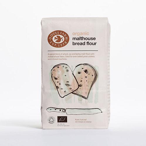 Organic Malthouse Flour 1kg