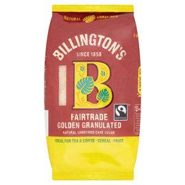 Fairtrade Golden Granulated Sugar 500g