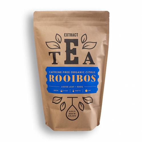 Extract Tea - Citrus Rooibos 500g