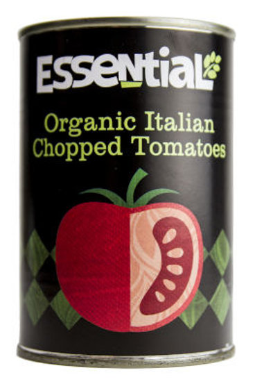 Organic Italian Chopped Tomatos