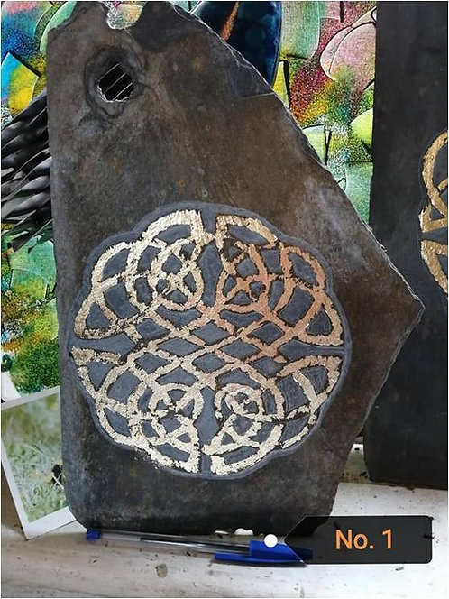 Celtic Knot by Fiona Melford