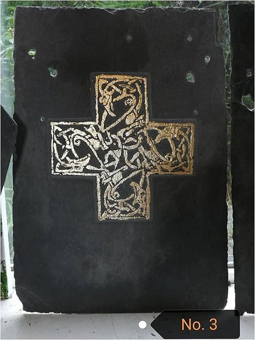 Square Cross by Fiona Melford