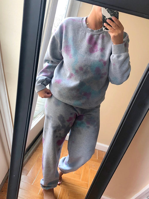 Gray multi colored set