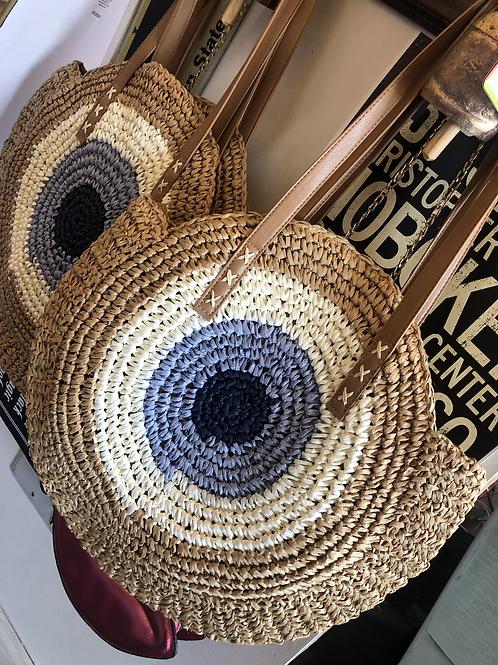 Eye Beach bag