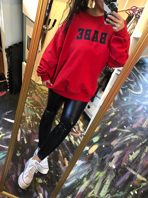 Babe pullover