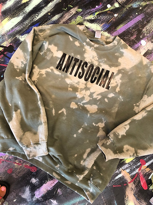 Antisocial pullover