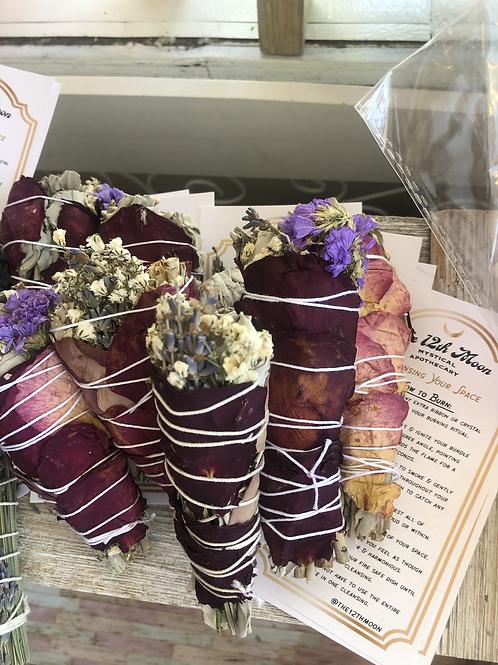 Floral sage bundle