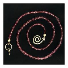 """Choker """"Pink Note"""", coleção Modernos - R$ 620"""