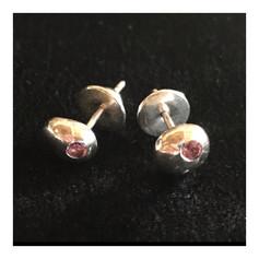 """Brincos """"Pedra sobre Pedra"""", coleção Neolítico - R$ 230"""