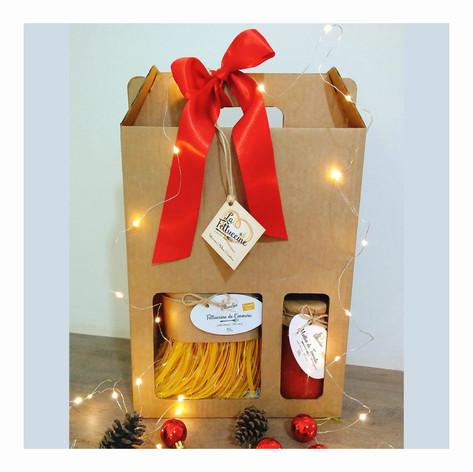 Kit de Natal – Estojo para presentear - R$ 42