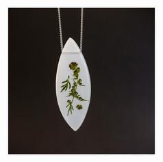 Biojóia Artemísia - Refere-se a Deusa Artemis protetora das mulheres - R$ 56