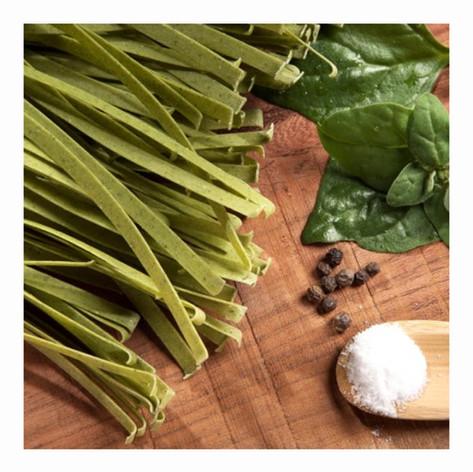 Fettuccine de Espinafre – 400 g – R$ 18