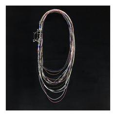 """Colar """"Rota da Seda"""", coleção Navegantes - R$ 550"""