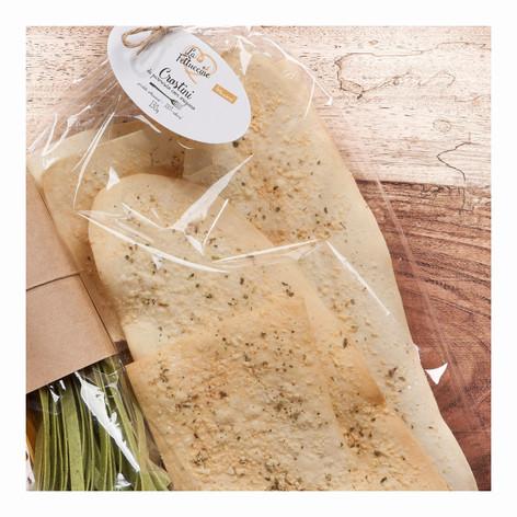 Crostini de Parmesão – 130 g – R$ 12