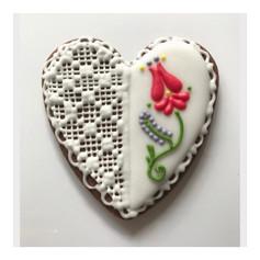 Gingerbread decorado - R$ 5
