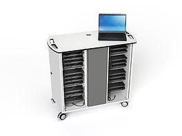 Chromebook_charging_Trolley_32_bay_OnVie