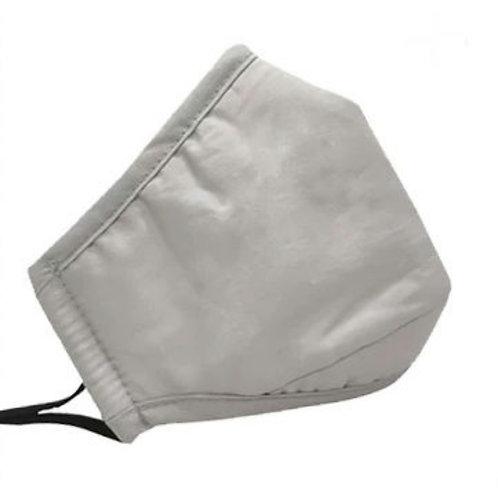 Adult Washable Cloth Face Mask + Filter - Slate Grey