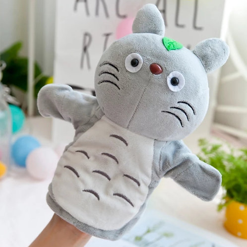 Plush high quality hand puppet - Cathy the Cat