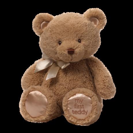 MY FIRST TEDDY BEAR TAN by GUND