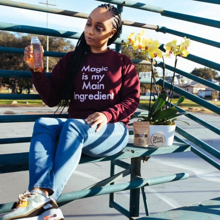 Tea Lounge Smoke Sesh w/ Teas With Meaning
