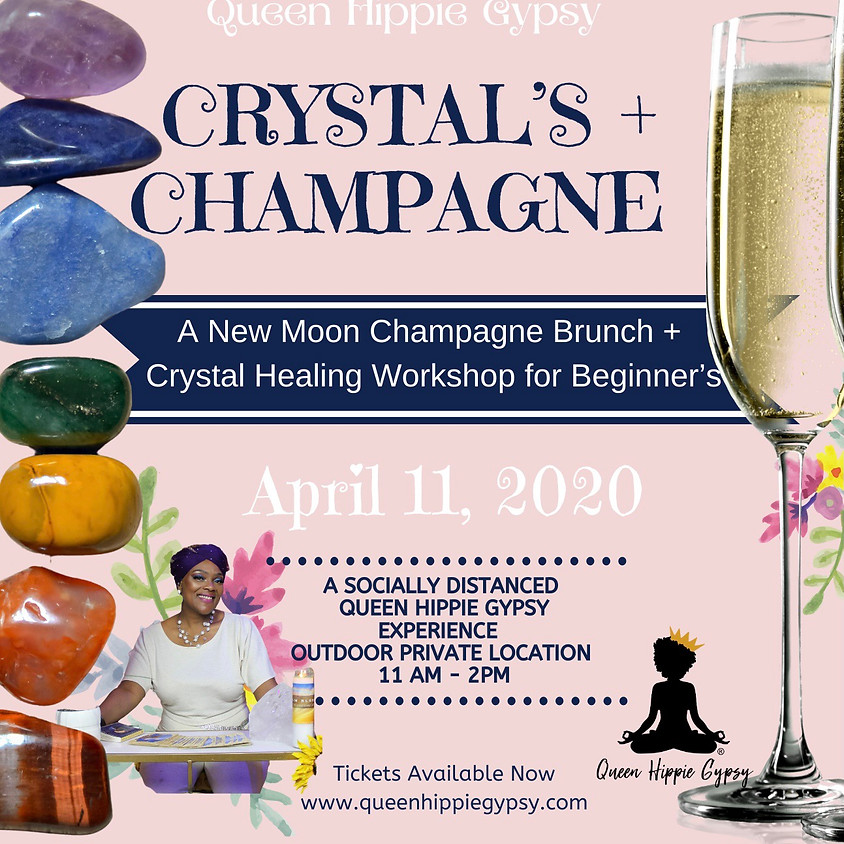 Crystals & Champagne