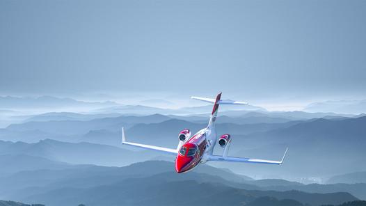 Honda propose son premier Jet privé