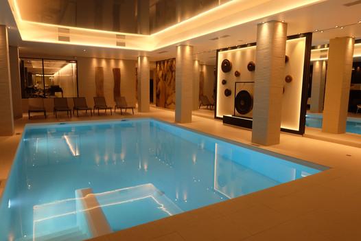 Spa by Carita : 600m2 dédiés au bien-être à l'Hôtel **** Best Western plus Chassieu près de Lyon