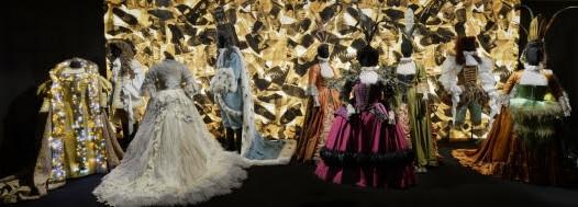 Succès ! Prolongation de l'exposition Contes de fées au Centre national du costume de scène et d
