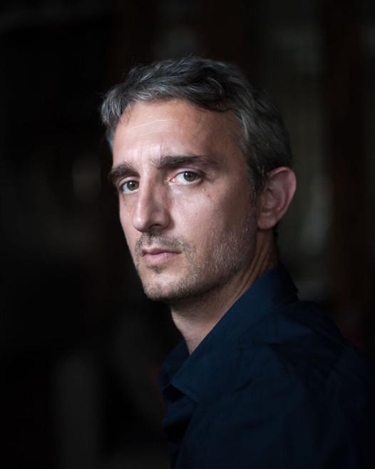 Claude Farge, nouveau directeur général du Forum des images à Paris