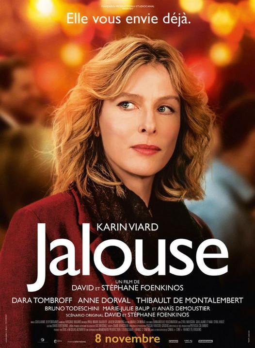 """Jalouse"", un film de David et Stéphane Foenkinos avec Karin Viard sort en DVD : entretien"