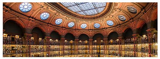 Appel au don pour la restauration de la BnF-Richelieu : votre nom sur une bibliothèque de la salle O