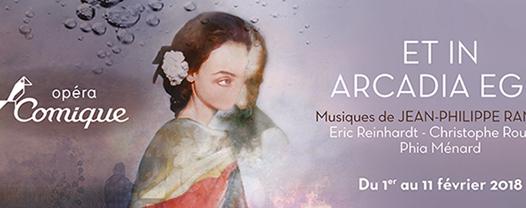 EtinArcadiaego, une création de l'Opéra Comique en ouverture de la saison 2018 à découvrir du