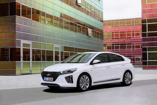 Nouvelle gamme Hyundai IONIQ : le développement durable en route
