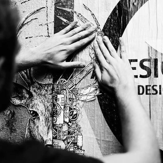 Un architecte qui faisait le mur… Rencontre avec Ardif, architecte street artiste