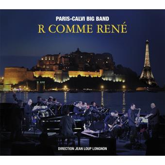 Sur un album, l'hommage à René Caumer