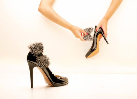 Une médaille d'Or du concours Lépine pour Maléfic Shoes, des chaussures personnalisables à l&#39
