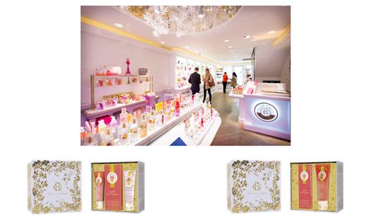 Idée pour la Fête des Mères : Faites graver votre parfum à la Boutique Roger&Gallet