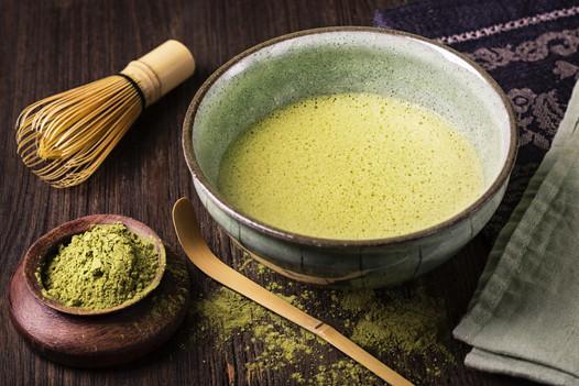 Thé vert Matcha du Japon