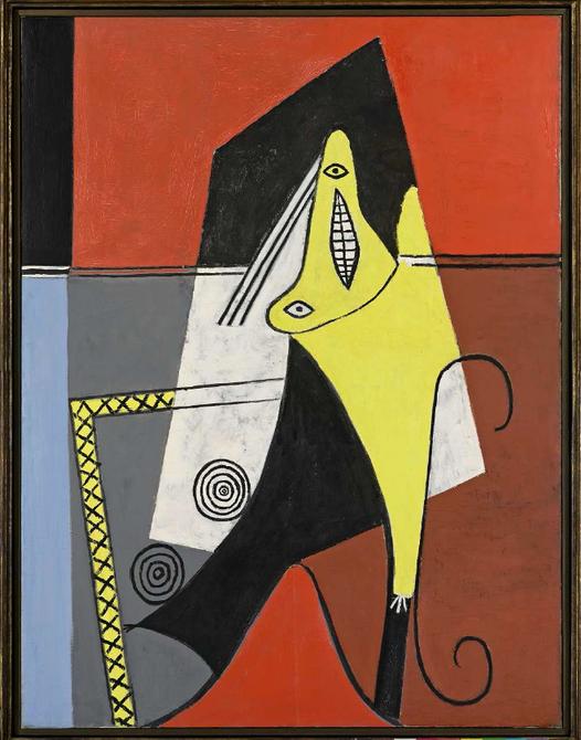 """Exposition """"Picasso Tableaux Magiques"""" au Musée national Picasso-Paris à partir du 1er oct"""
