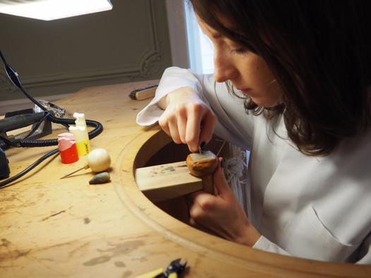 [Reportage Photo] Pratiques des techniques joaillières à l'Ecole Van Cleef & Arpels