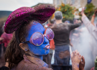Traditions carnavalesques en Grèce