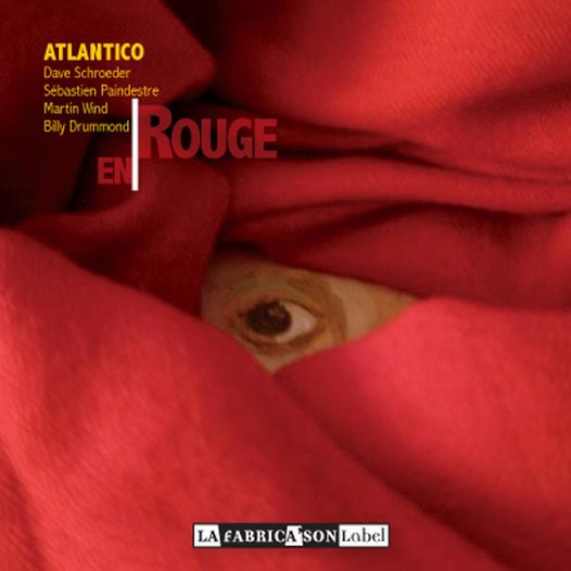 En rouge, un album made in New York