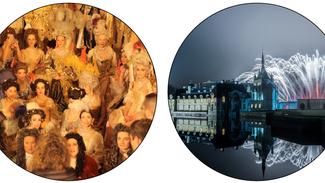 La Grande Soirée Princière : premier bal costumé pour le Domaine de Chantilly samedi 21 mars 2020