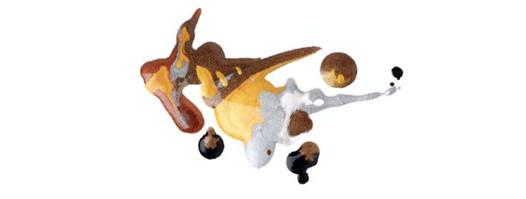 Une sélection de peintures pour vos créations à l'acrylique aux couleurs des fêtes de fin d'année !