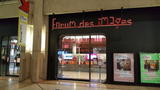 Le Forum des images ferme ses portes jusqu'au 1er décembre 2020