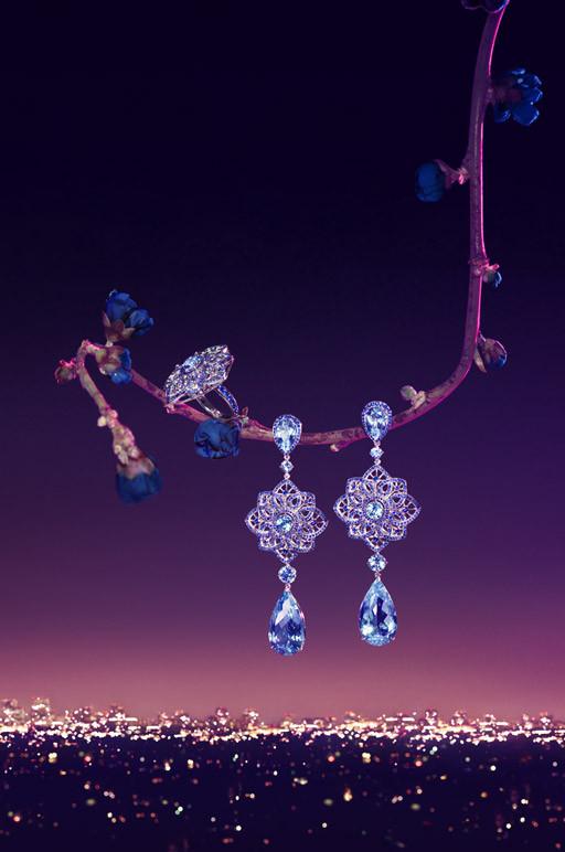 Chopard et son riche colorame haute joaillerie