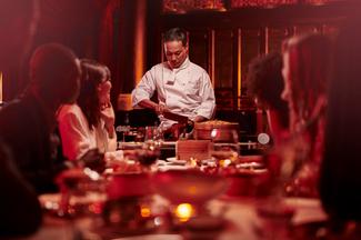 Un Nouvel An Chinois raffiné à l'hôtel The Peninsula Paris