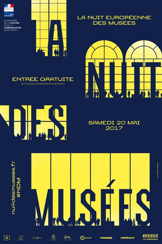 La Nuit Européenne des Musées : venez découvrir les musées en France et en Europe ce samedi 20 mai